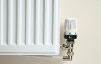central heating picture